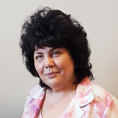 Инна Максименко