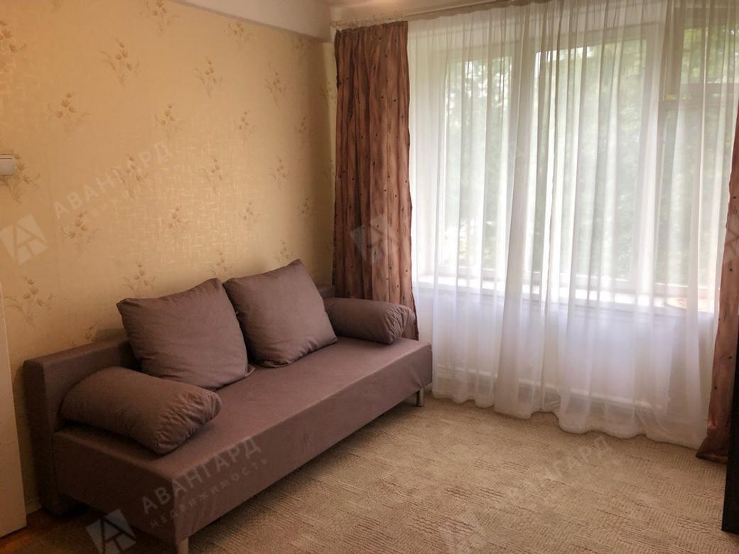 1-комнатная квартира, Вавиловых, д.4 к.1 - фото 1