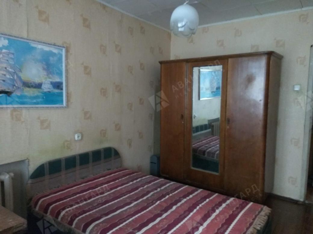 1-комнатная квартира, 2-й Муринский, д.45 - фото 2