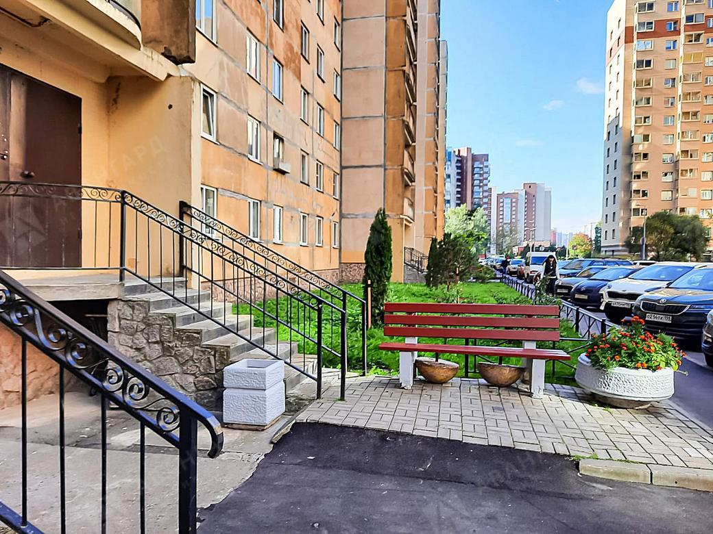 3-комнатная квартира, Ленинский, д.75к2 - фото 26