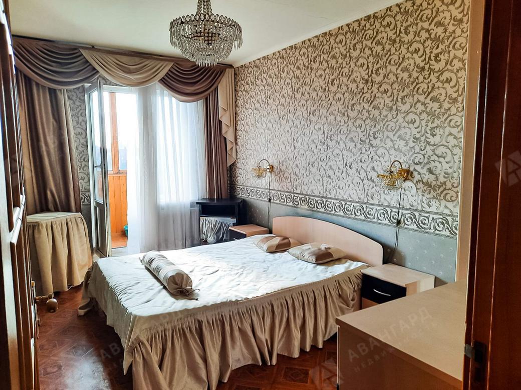 3-комнатная квартира, Ленинский, д.75к2 - фото 1