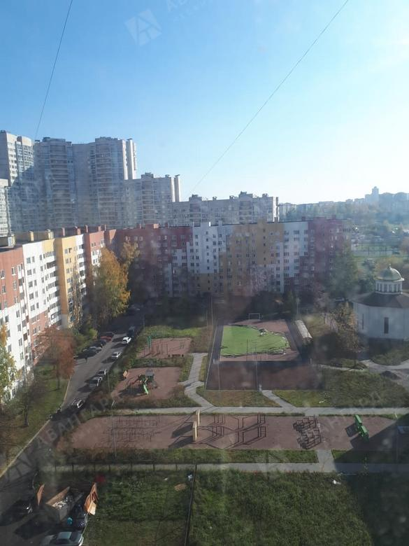 1-комнатная квартира, Ленинский, д.97к3 - фото 18