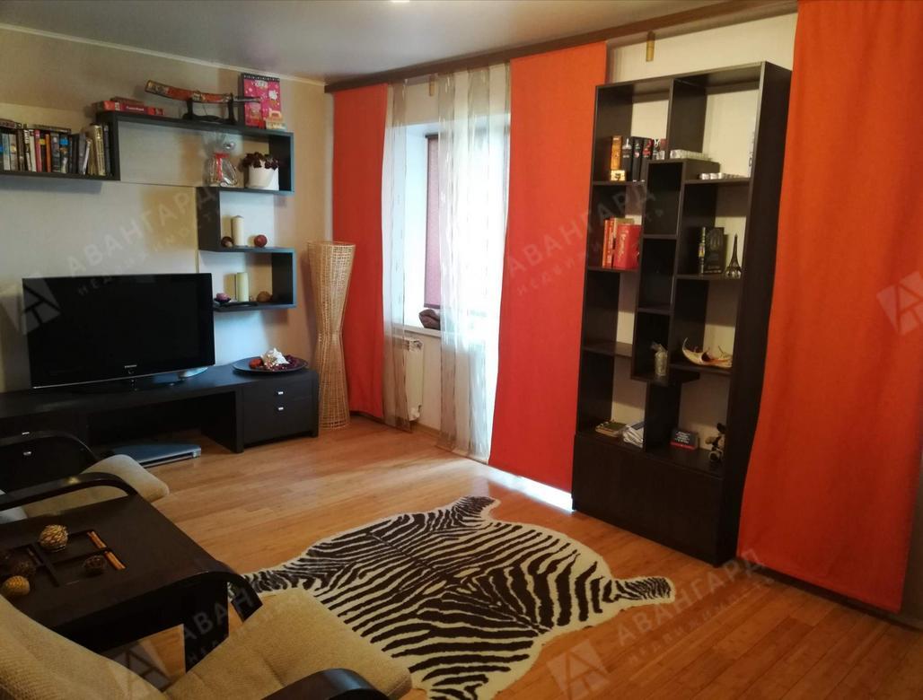 1-комнатная квартира, Коллонтай, д.19к3 - фото 1