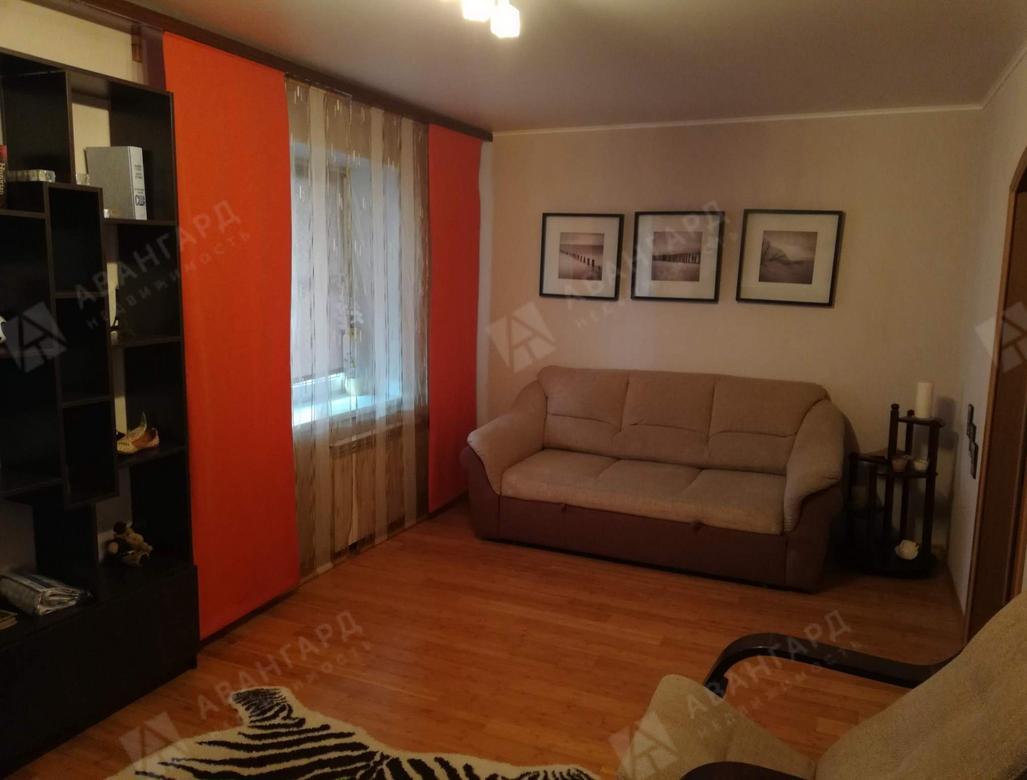 1-комнатная квартира, Коллонтай, д.19к3 - фото 2