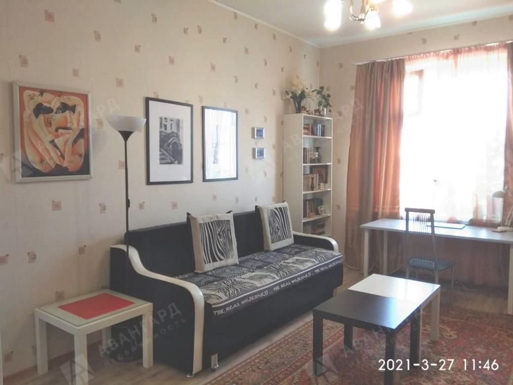 1-комнатная квартира, Кузнецова, д.22к1 - фото 1