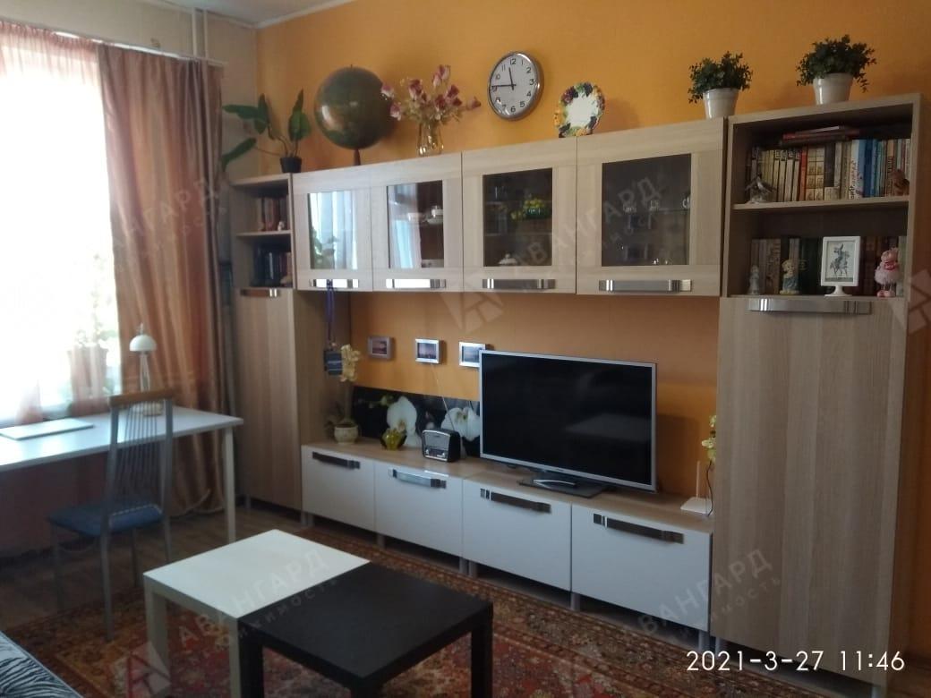 1-комнатная квартира, Кузнецова, д.22к1 - фото 2