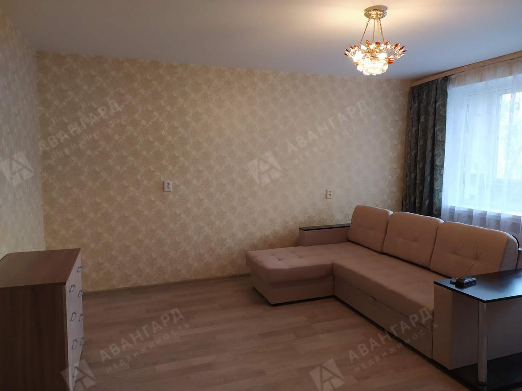 2-комнатная квартира, Будапештская, д.4 - фото 1