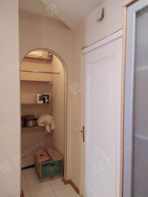 1-комнатная квартира, Камышовая, д.46к1 - фото 13