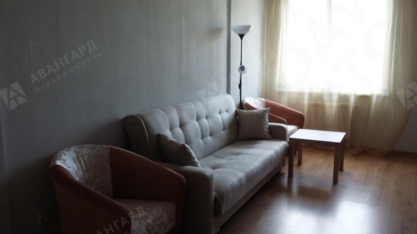 1-комнатная квартира, Вадима Шефнера ул, 12 к.1 - фото 1