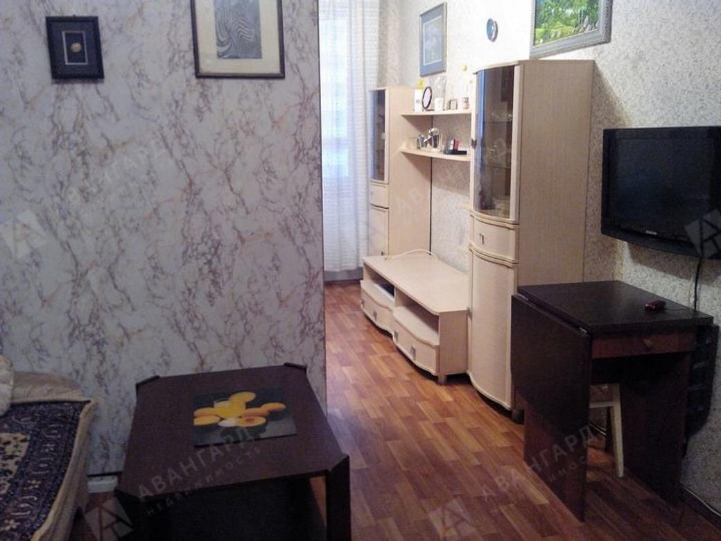 1-комнатная квартира, Пулковская ул, 8к4 - фото 1