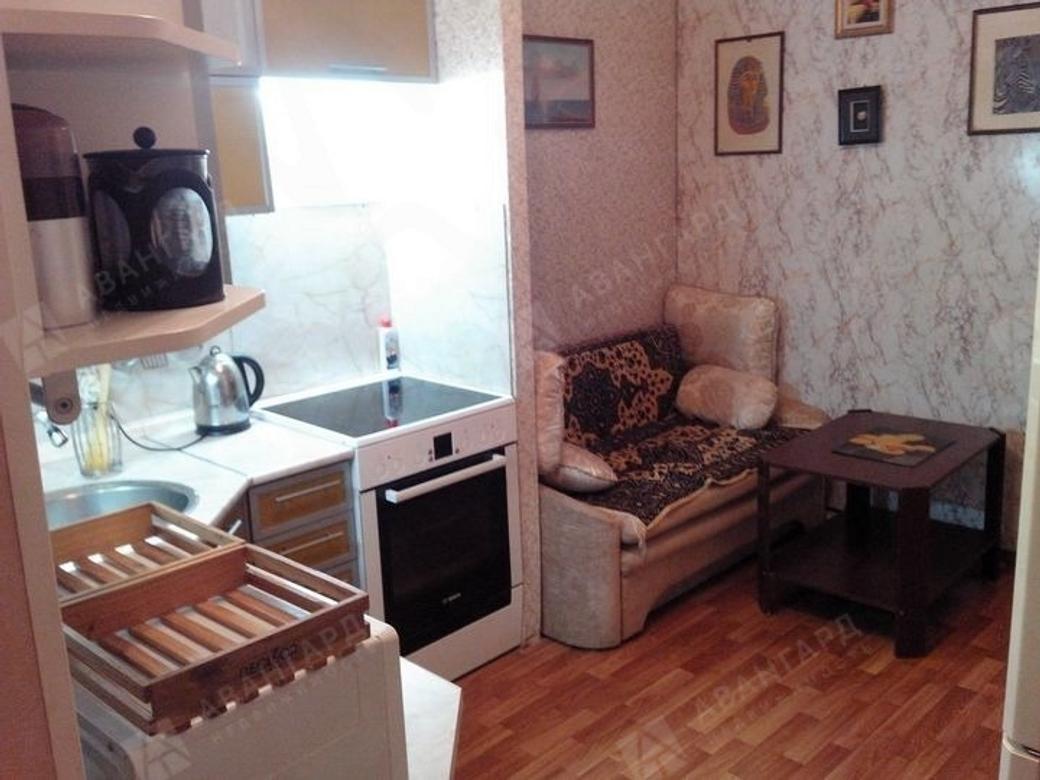 1-комнатная квартира, Пулковская ул, 8к4 - фото 2