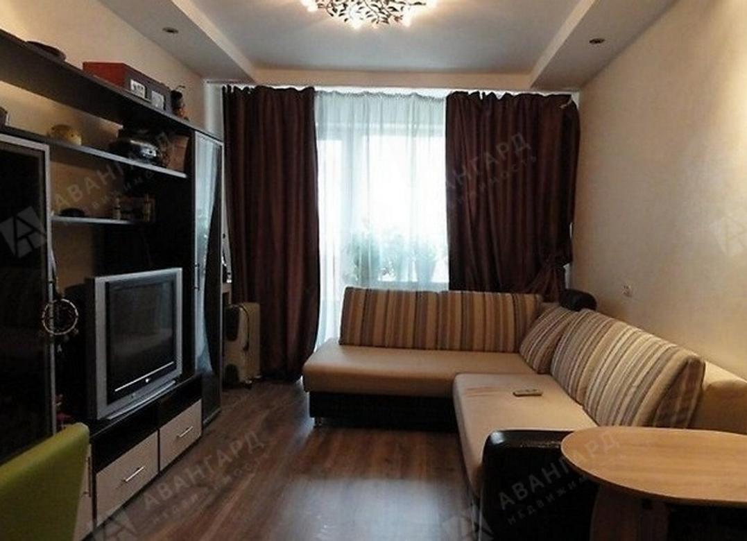 1-комнатная квартира, Танкиста Хрустицкого ул, 9 - фото 1