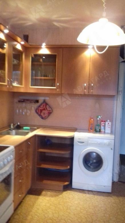 1-комнатная квартира, Сикейроса ул, 12 - фото 2