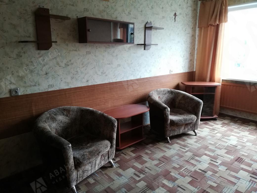 1-комнатная квартира, Ветеранов пр-кт, 3к3 - фото 2