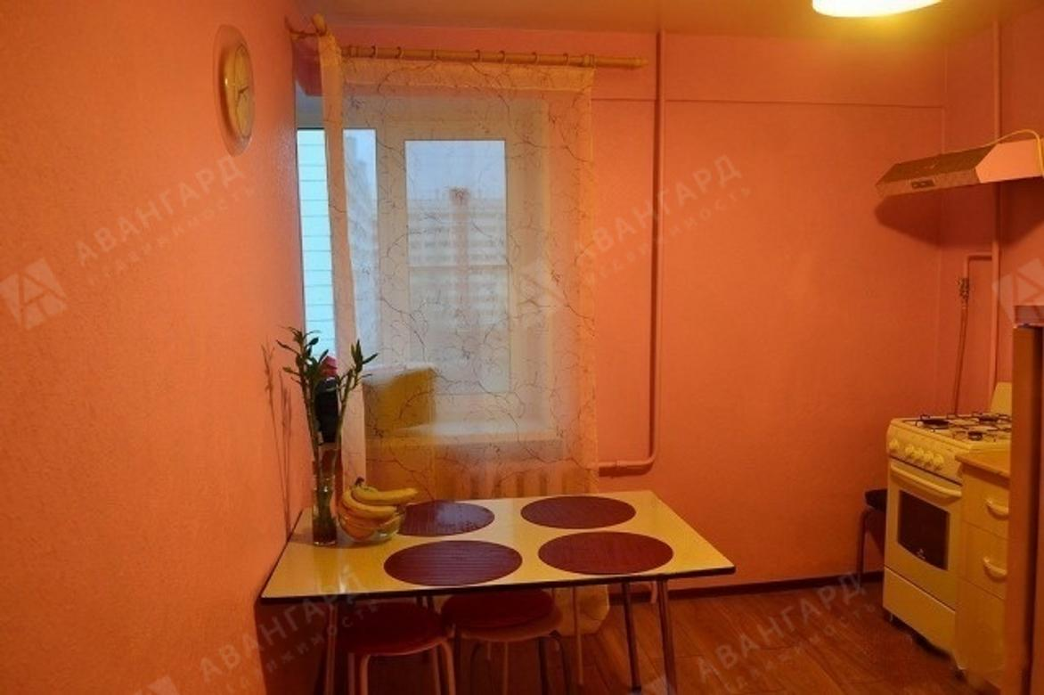 1-комнатная квартира, Ветеранов пр-кт, 118к2 - фото 1