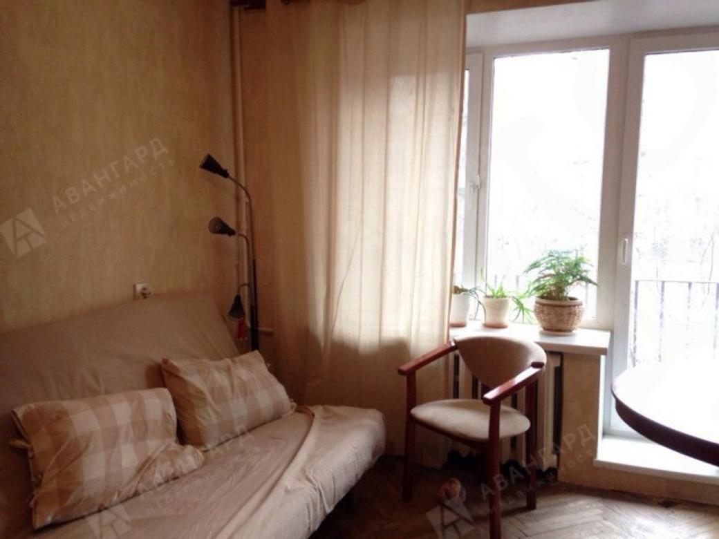 1-комнатная квартира, 2-й Муринский пр-кт, 10 - фото 1