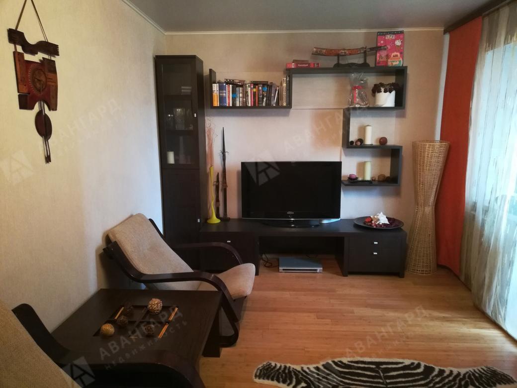 1-комнатная квартира, Коллонтай ул, 19к3 - фото 1