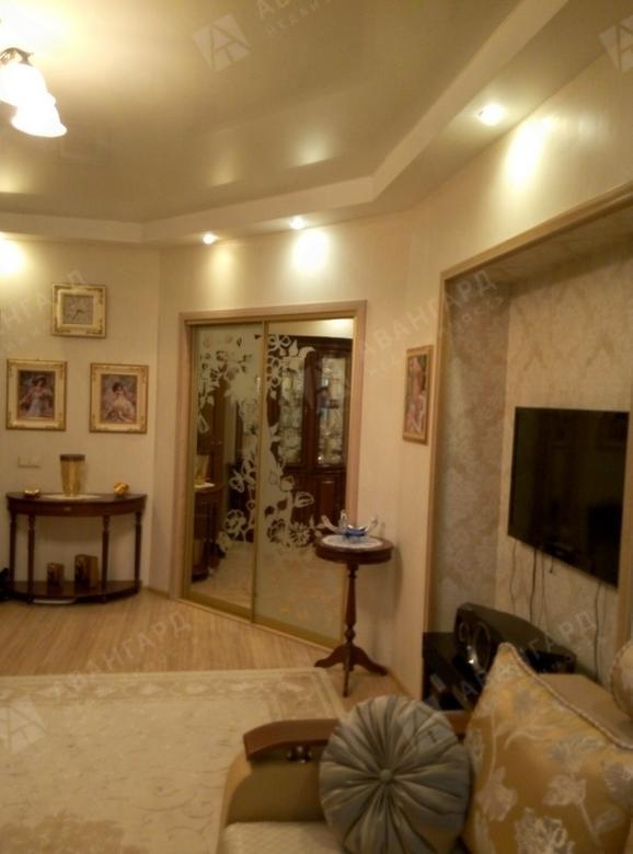 2-комнатная квартира, Кирочная ул, 8Б - фото 1