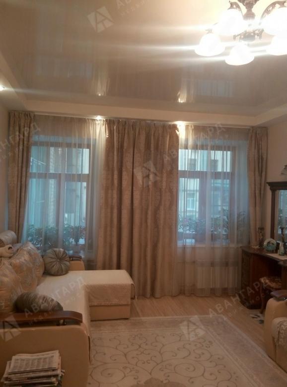 2-комнатная квартира, Кирочная ул, 8Б - фото 2