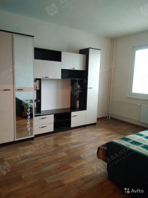 1-комнатная квартира, Корнея Чуковского ул, 7к3 - фото 1
