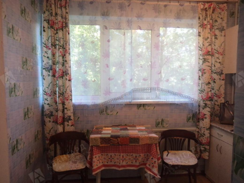 1-комнатная квартира, Ленинский пр-кт, 117к2 - фото 1
