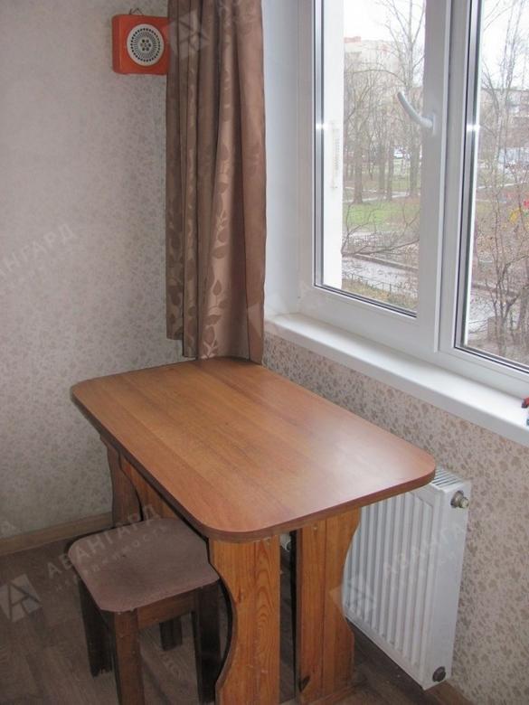 1-комнатная квартира, Луначарского пр-кт, 7к1 - фото 2