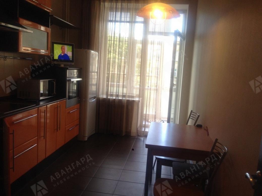 1-комнатная квартира, Ногина пер, 4к2 - фото 1