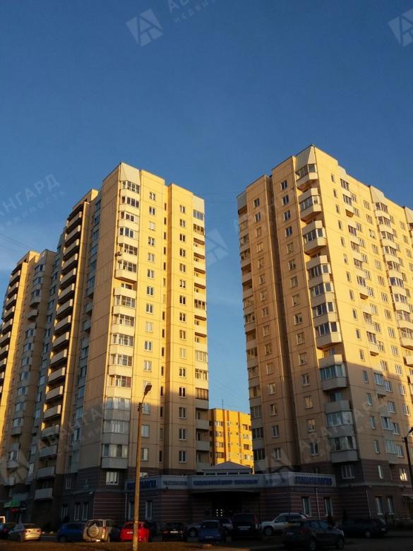 1-комнатная квартира, Тельмана ул, 41к1 - фото 20