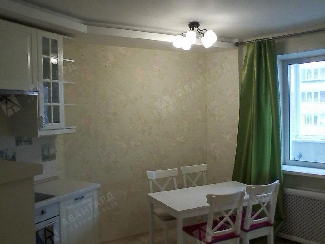 1-комнатная квартира, Ленинский пр-кт, 82к1 - фото 2