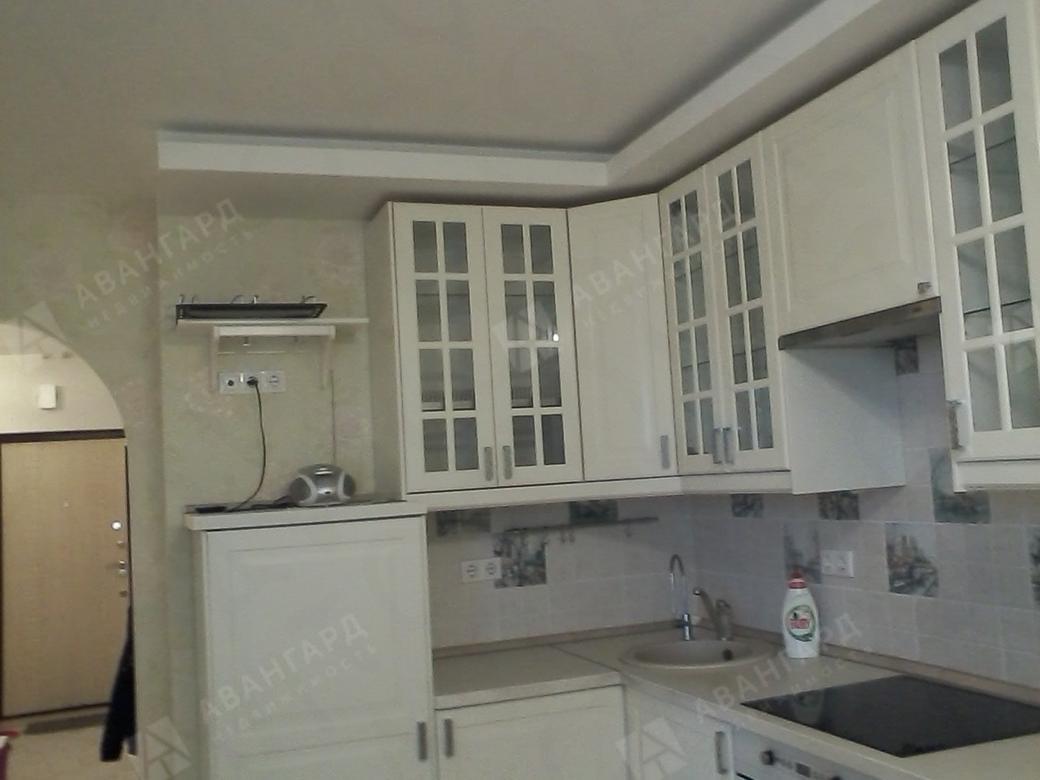 1-комнатная квартира, Ленинский пр-кт, 82к1 - фото 1