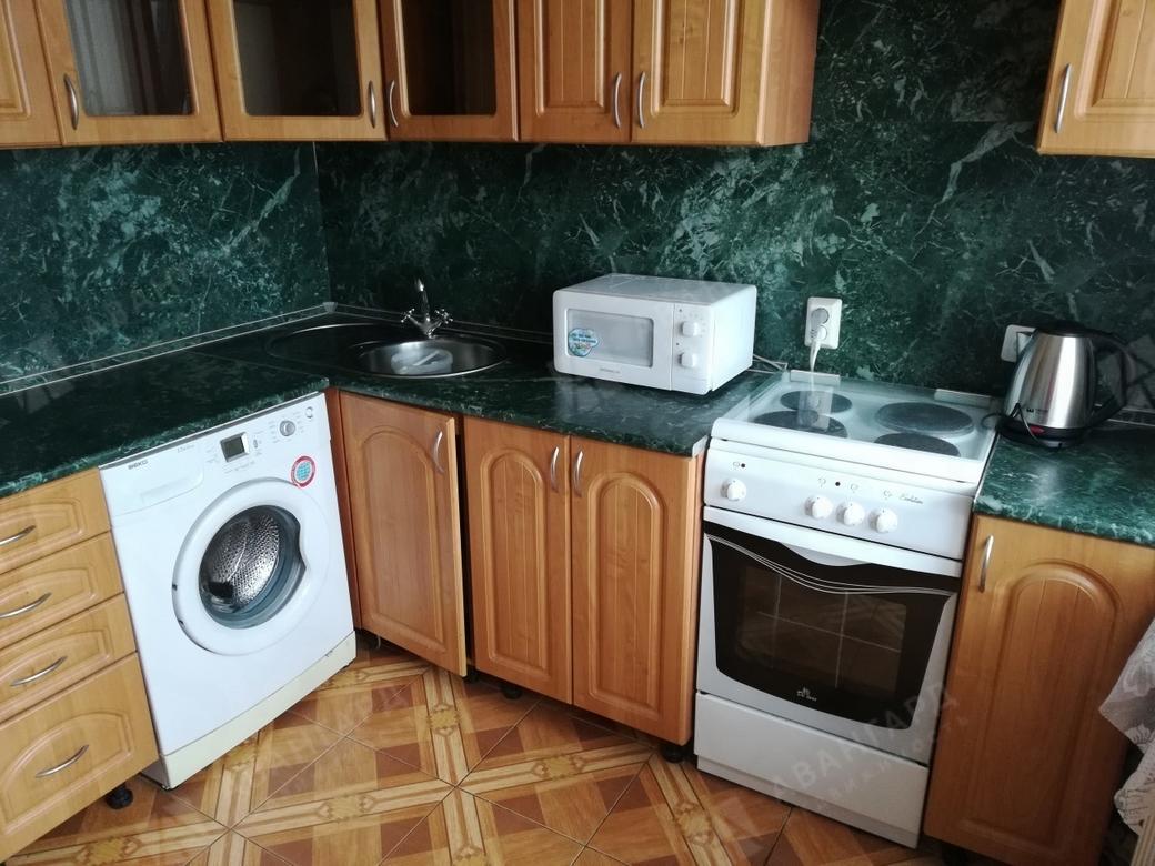 1-комнатная квартира, Брянцева ул, 7к1 - фото 1
