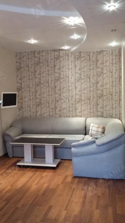 1-комнатная квартира, Бутлерова ул, 13 - фото 1