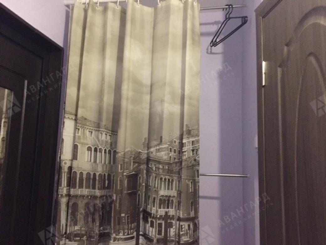 1-комнатная квартира, Руднева ул, 13к1 - фото 13