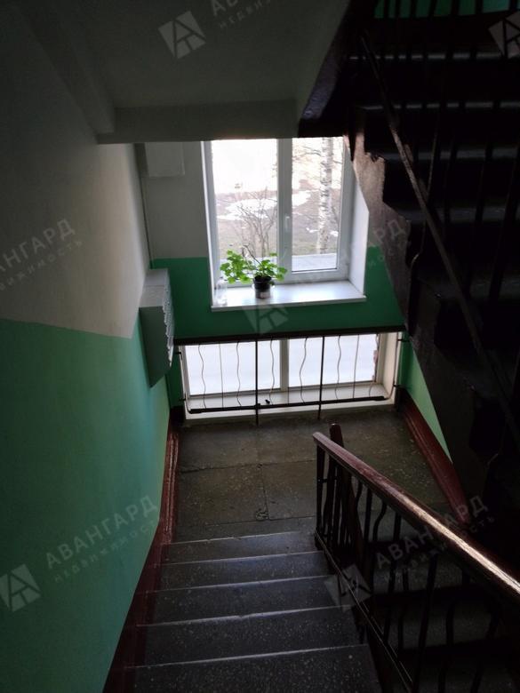 1-комнатная квартира, Шателена ул, 18 - фото 10