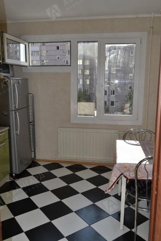 1-комнатная квартира, Комендантский пр-кт, 25к1 - фото 5