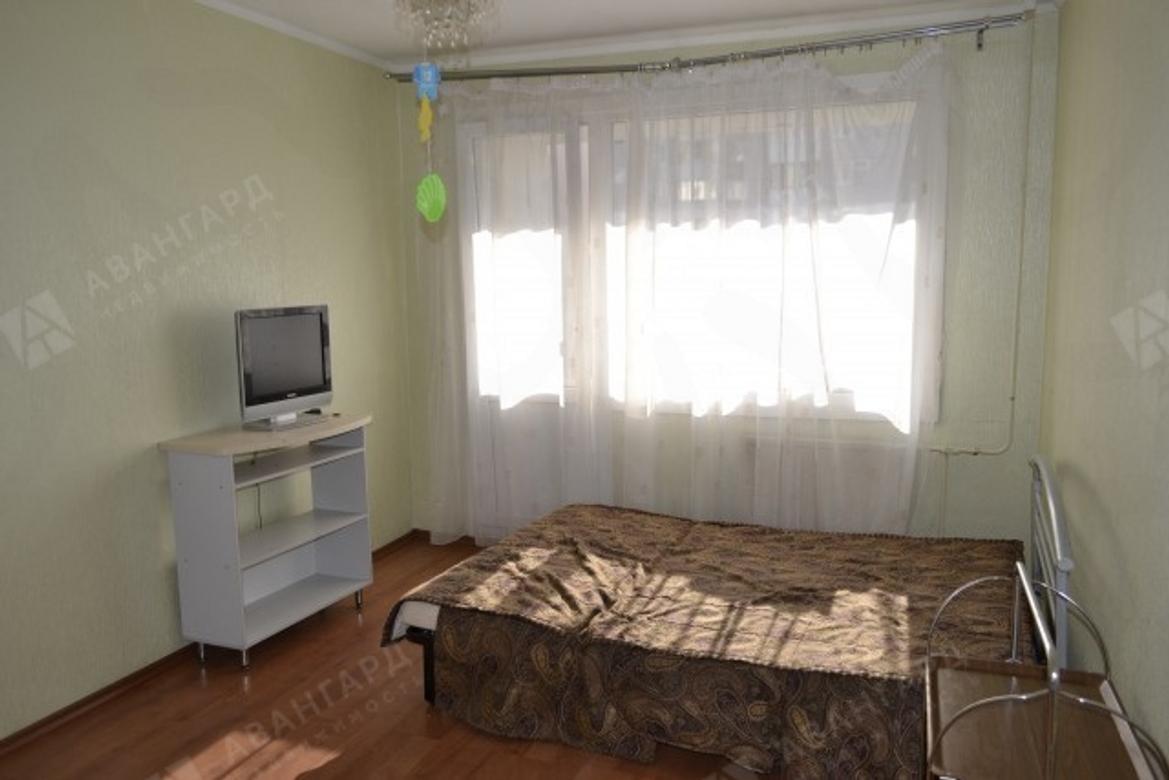 1-комнатная квартира, Комендантский пр-кт, 25к1 - фото 1