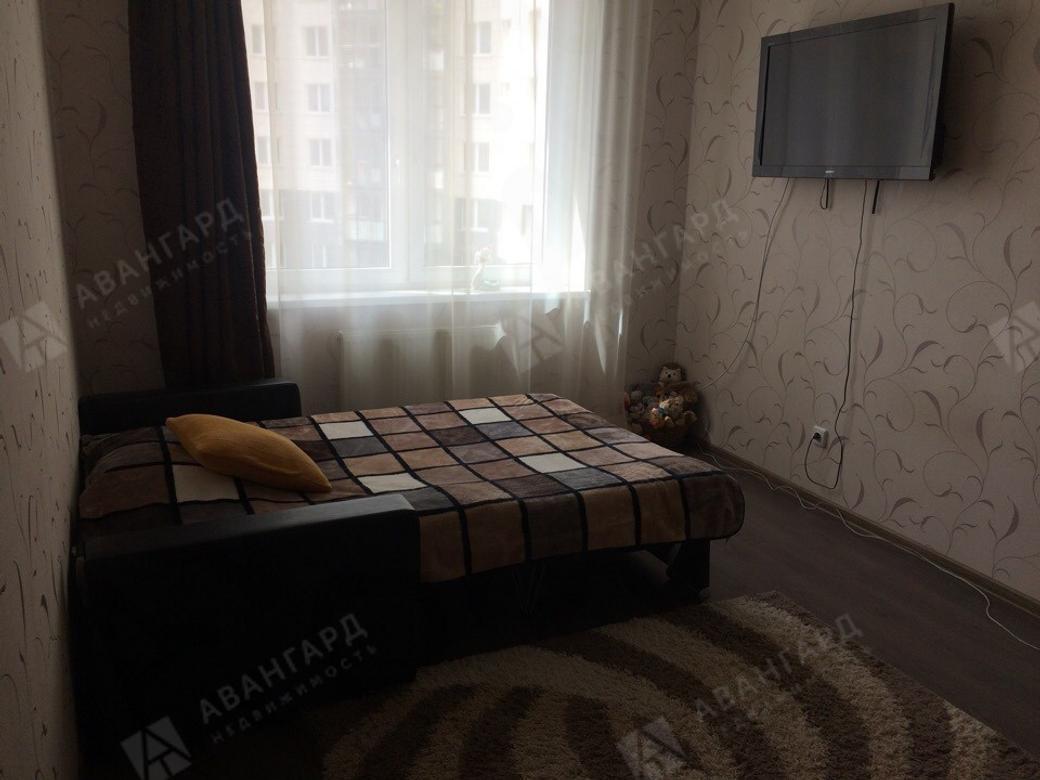 1-комнатная квартира, Русановская ул, 15 к.2 - фото 1