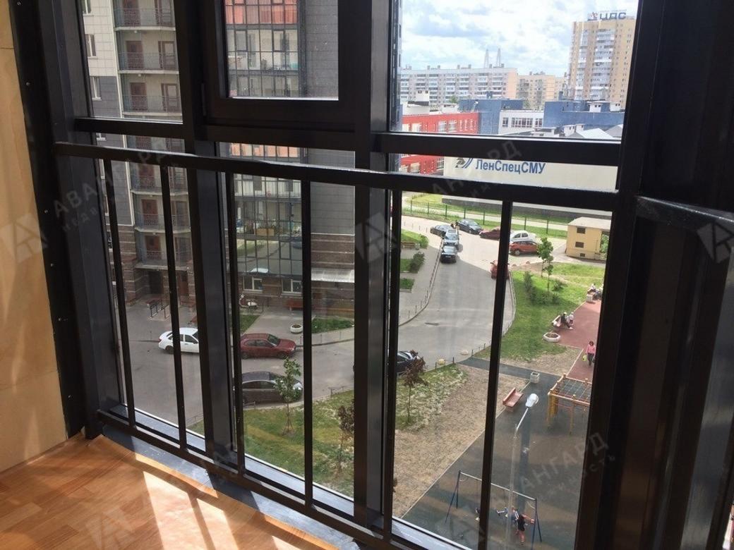 1-комнатная квартира, Русановская ул, 15 к.2 - фото 11