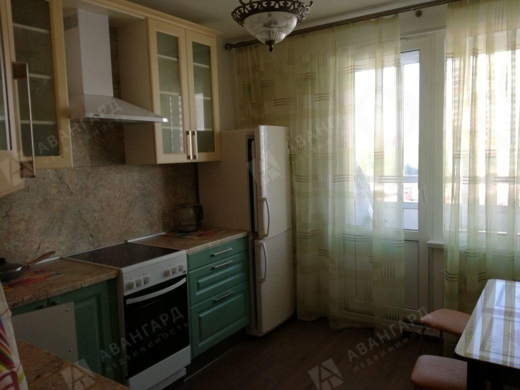1-комнатная квартира, Энергетиков пр-кт, 9к6 - фото 2