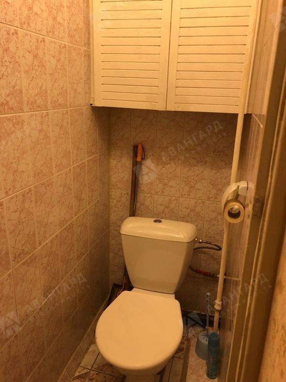 1-комнатная квартира, Вавиловых ул, 4к1 - фото 7