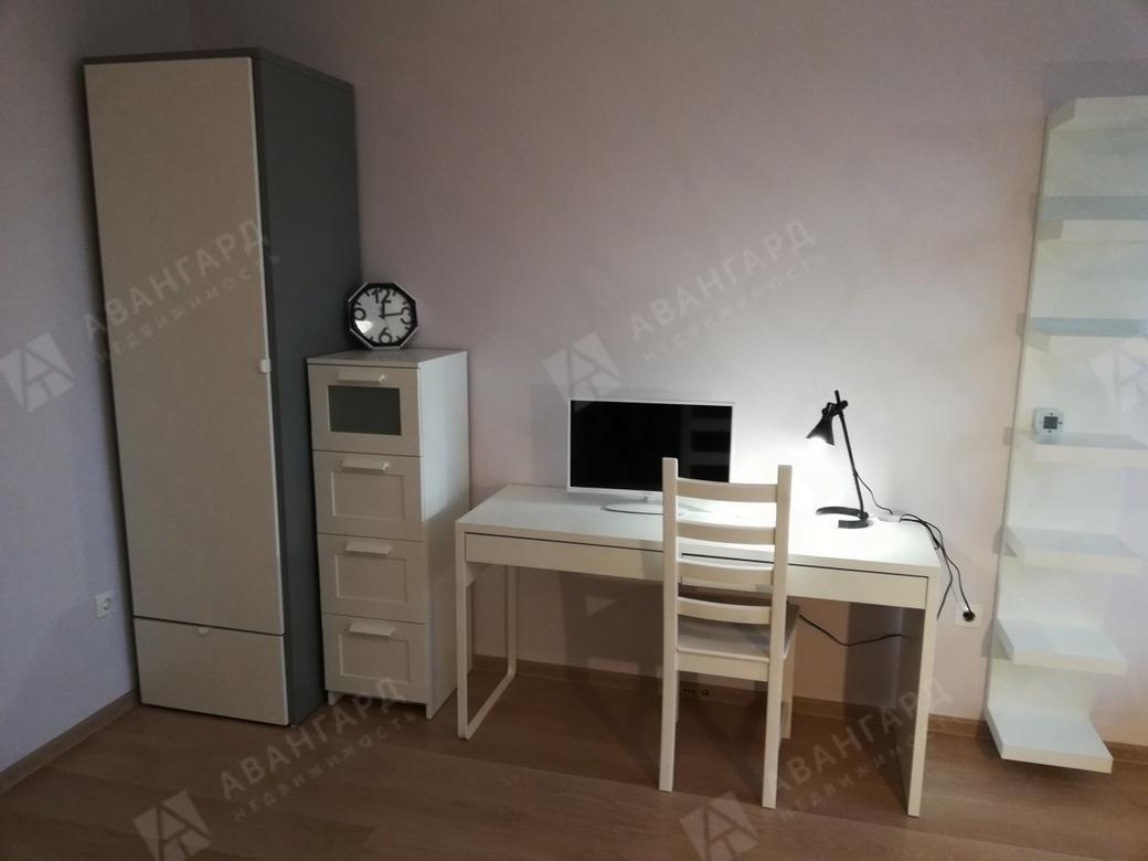 1-комнатная квартира, Вилькицкий б-р, 4 - фото 1