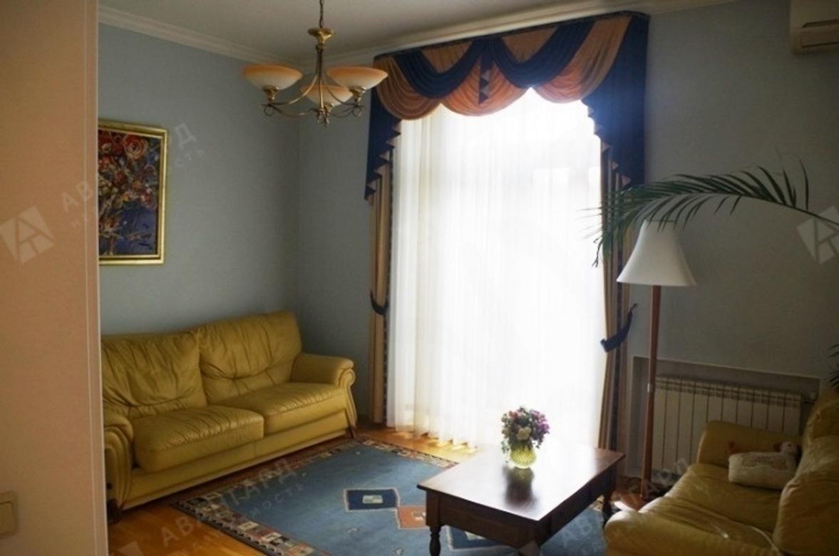 2-комнатная квартира, Новосибирская ул, 2 - фото 1
