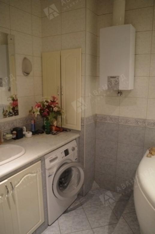 2-комнатная квартира, Новосибирская ул, 2 - фото 5