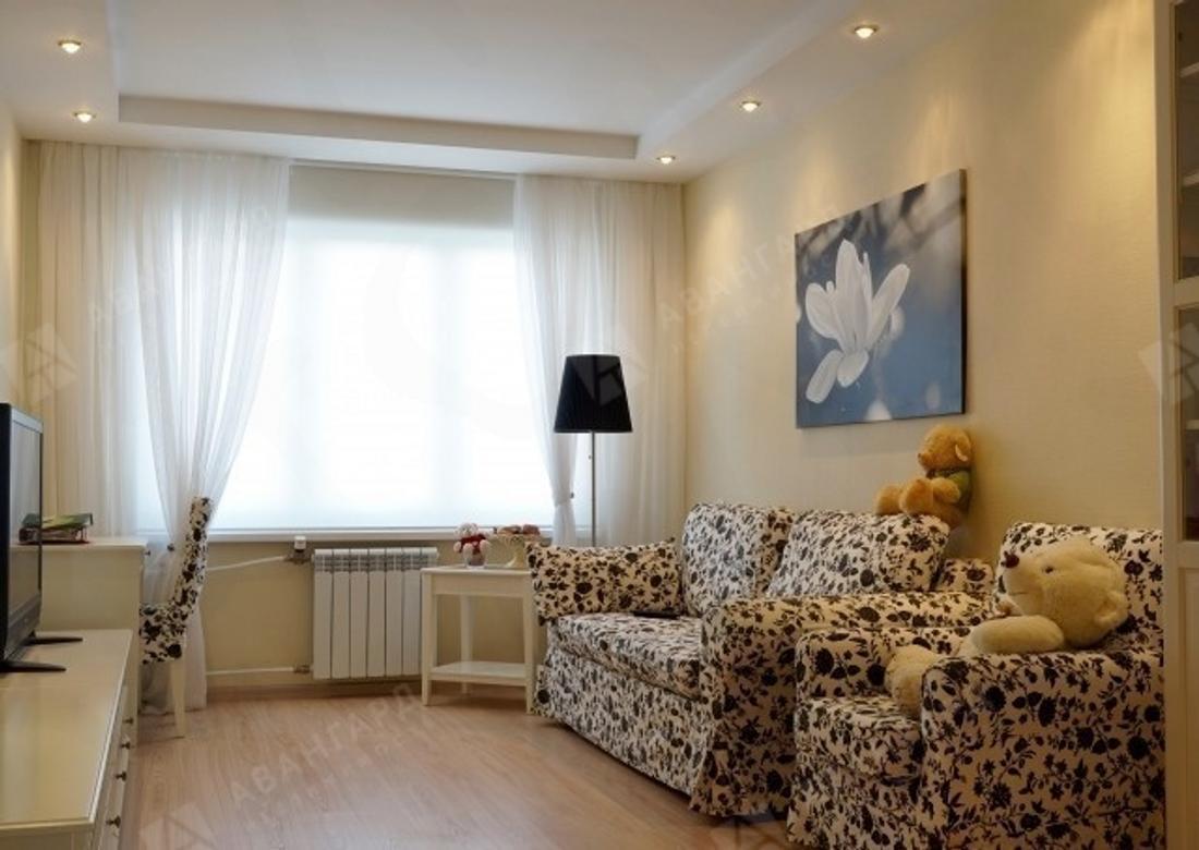 2-комнатная квартира, Пулковское ш, 20к3 - фото 2