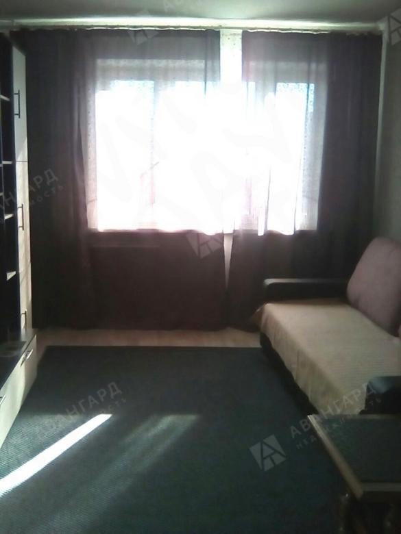 2-комнатная квартира, Большевиков пр-кт, 2 - фото 1