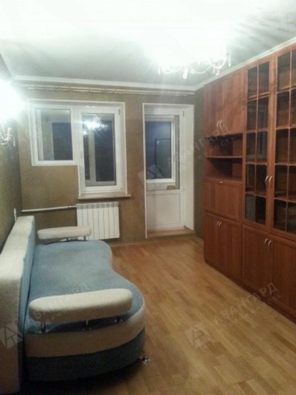 2-комнатная квартира, Чапыгина ул, 3а - фото 1