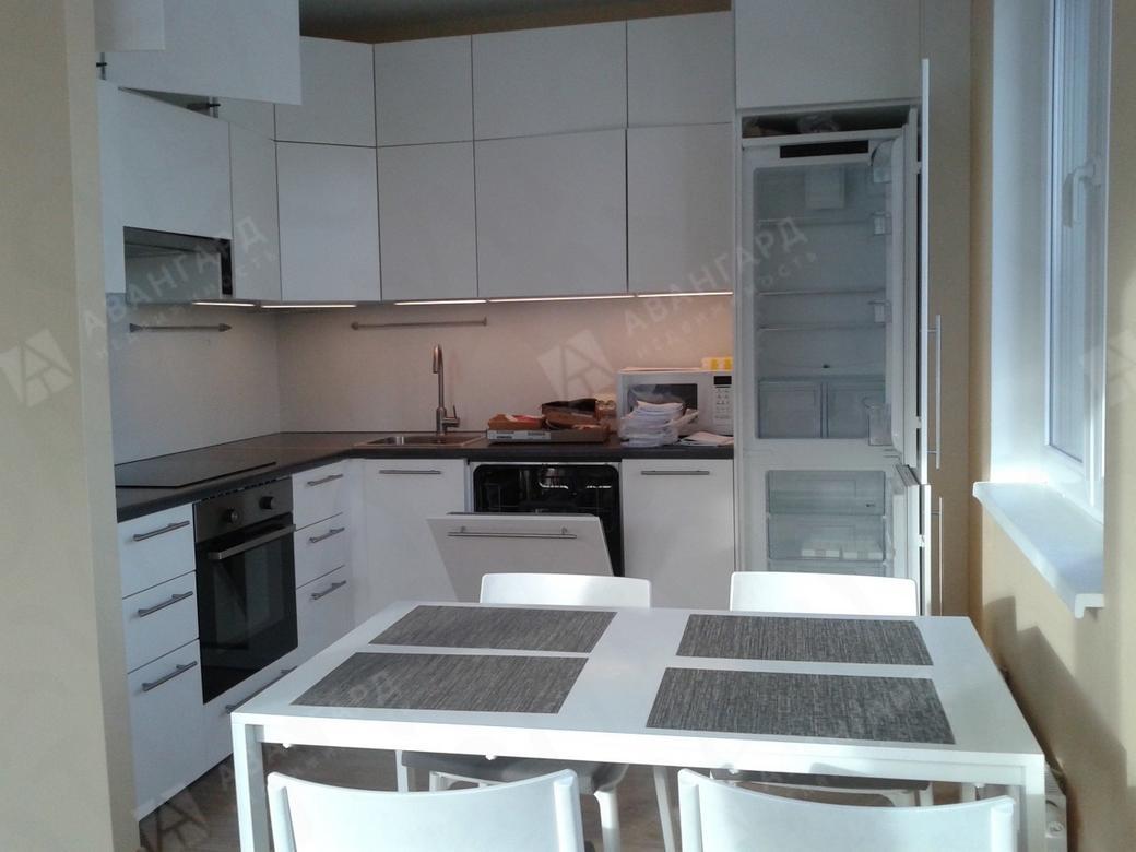 2-комнатная квартира, Яхтенная ул, 24к2 - фото 1