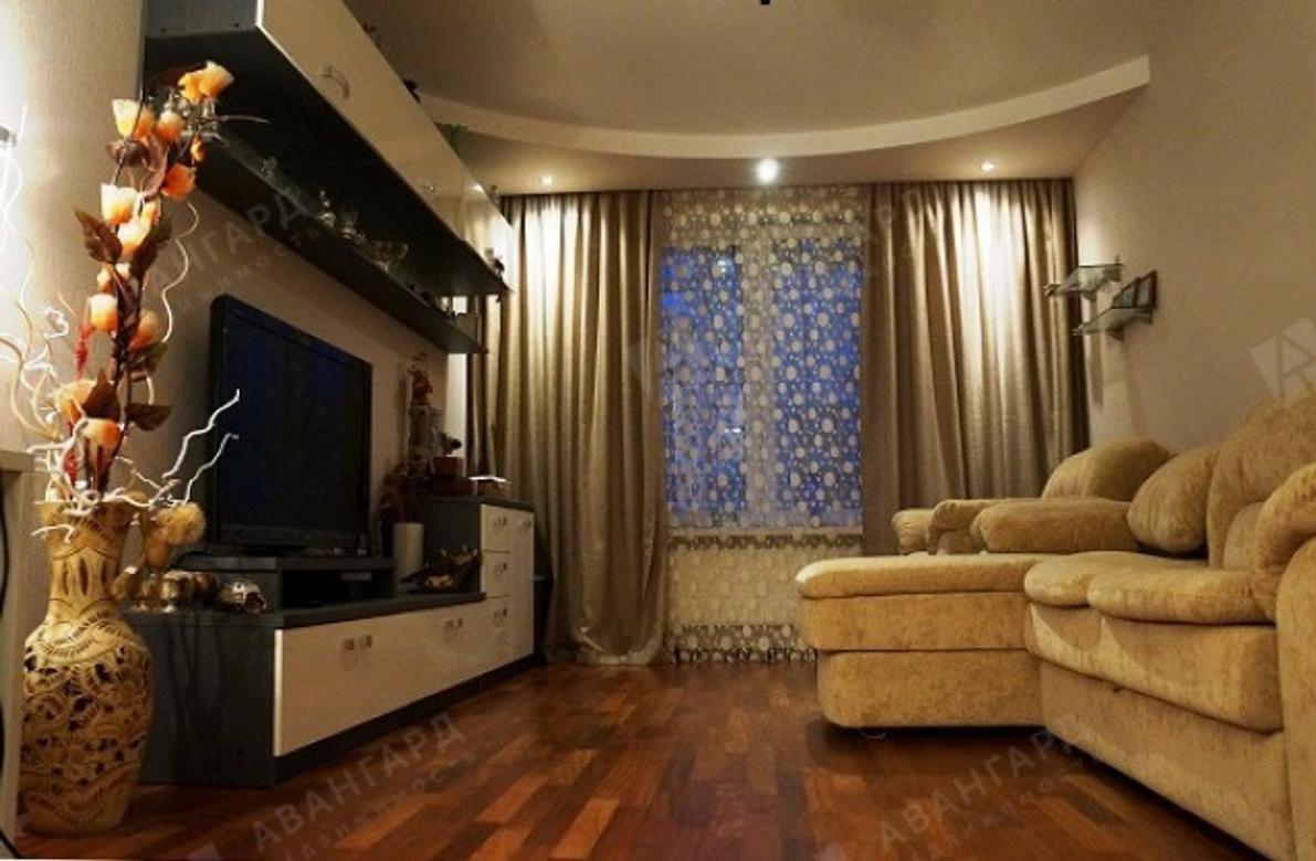 2-комнатная квартира, Нахимова ул, 20 - фото 1