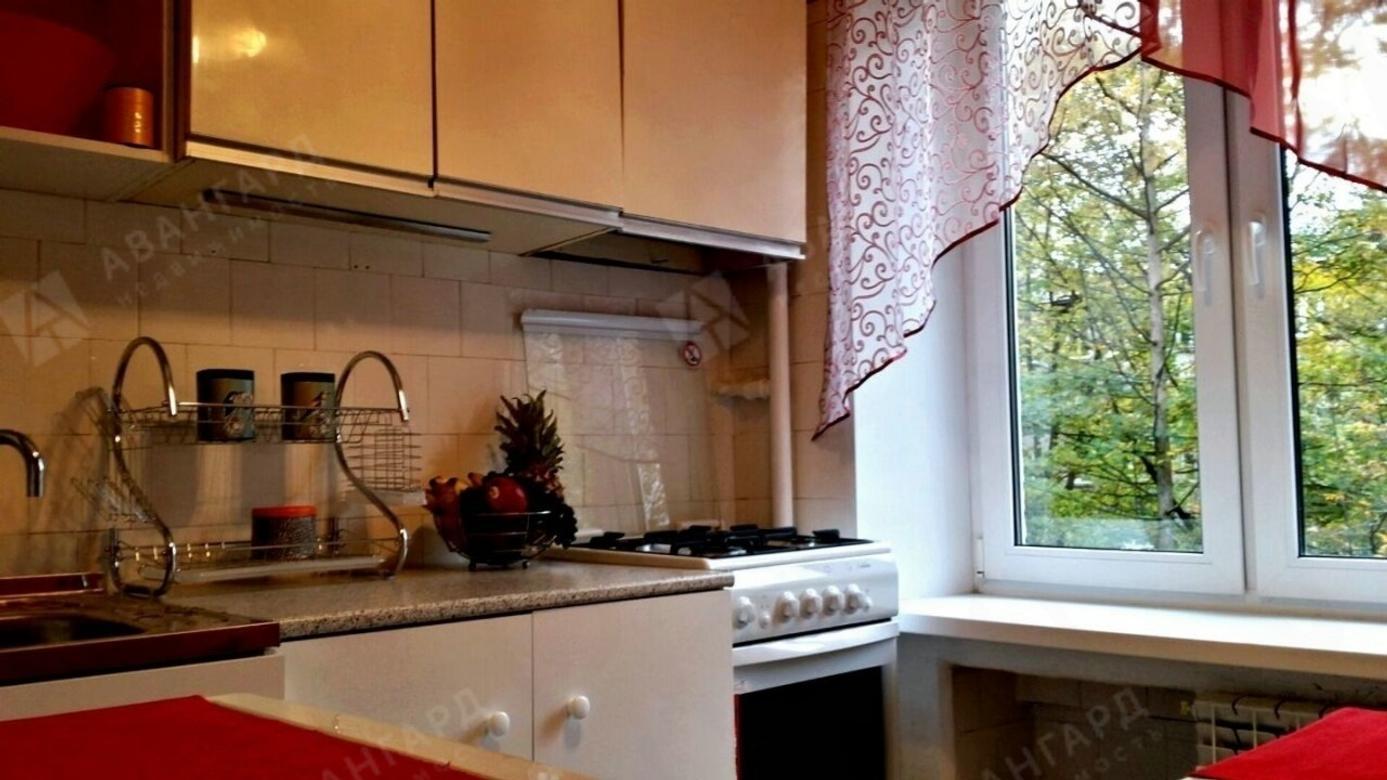 2-комнатная квартира, Тореза пр-кт, 40к3 - фото 1