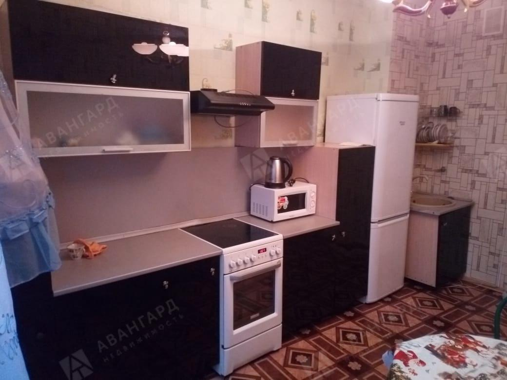 1-комнатная квартира, Коллонтай ул, 31к1 - фото 1